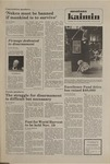 Montana Kaimin, November 12, 1981