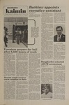 Montana Kaimin, January 6, 1982