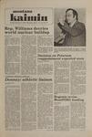 Montana Kaimin, January 8, 1982