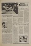 Montana Kaimin, January 15, 1982