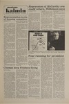 Montana Kaimin, February 3, 1982