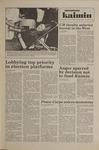 Montana Kaimin, February 24, 1982