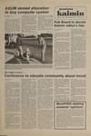 Montana Kaimin, June 3, 1982