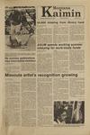 Montana Kaimin, September 28, 1982