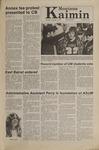 Montana Kaimin, November 4, 1982