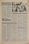 Montana Kaimin, November 5, 1982