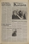 Montana Kaimin, November 10, 1982