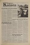 Montana Kaimin, November 17, 1982