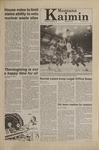 Montana Kaimin, November 30, 1982