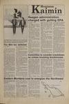 Montana Kaimin, December 7, 1982
