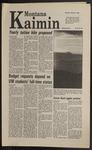 Montana Kaimin, January 13, 1983