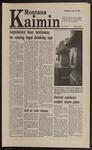 Montana Kaimin, January 26, 1983