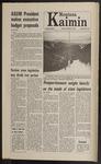 Montana Kaimin, February 8, 1983