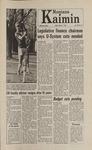 Montana Kaimin, March 11, 1983