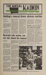 Montana Kaimin, September 29, 1983
