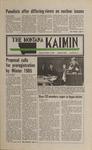 Montana Kaimin, October 13, 1983
