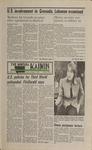 Montana Kaimin, October 27, 1983