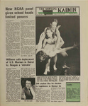 Montana Kaimin, January 20, 1984