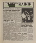 Montana Kaimin, February 8, 1984