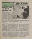 Montana Kaimin, March 2, 1984