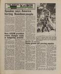 Montana Kaimin, March 7, 1984