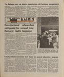 Montana Kaimin, March 9, 1984