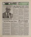 Montana Kaimin, March 30, 1984