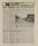 Montana Kaimin, May 16, 1984
