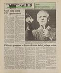 Montana Kaimin, May 24, 1984
