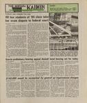 Montana Kaimin, May 25, 1984