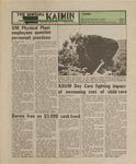 Montana Kaimin, May 30, 1984