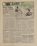 Montana Kaimin, May 31, 1984