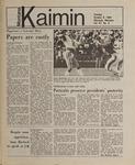 Montana Kaimin, October 9, 1984