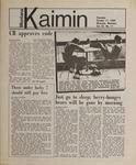 Montana Kaimin, October 11, 1984