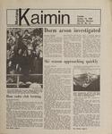 Montana Kaimin, October 16, 1984