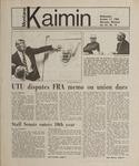 Montana Kaimin, October 17, 1984