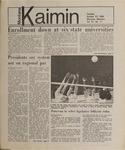 Montana Kaimin, October 23, 1984
