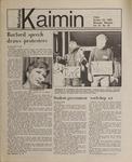 Montana Kaimin, October 26, 1984