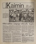 Montana Kaimin, October 30, 1984