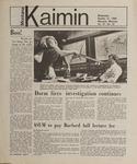 Montana Kaimin, October 31, 1984
