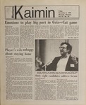 Montana Kaimin, November 2, 1984