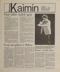 Montana Kaimin, November 8, 1984