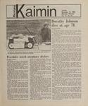 Montana Kaimin, November 13, 1984