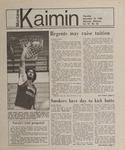 Montana Kaimin, November 15, 1984