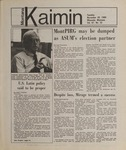 Montana Kaimin, November 20, 1984