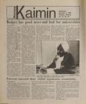 Montana Kaimin, December 5, 1984
