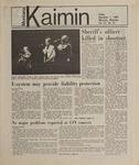 Montana Kaimin, December 7, 1984