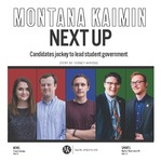 Montana Kaimin, April 10, 2019 by Students of the University of Montana, Missoula