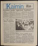Montana Kaimin, January 8, 1985