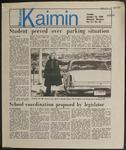 Montana Kaimin, January 15, 1985